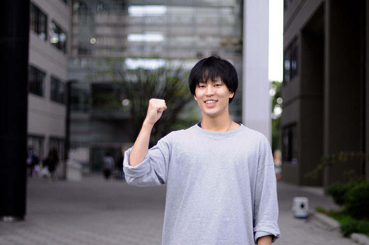 コンピュータ科学 吉井 佳祐さん