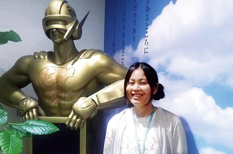 サイボウズ株式会社 勤務 情報工学科 卒業 山内 侑香さん(平成21年度卒業)
